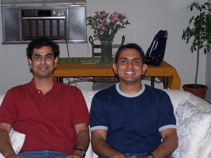 Bhavesh bhai and me